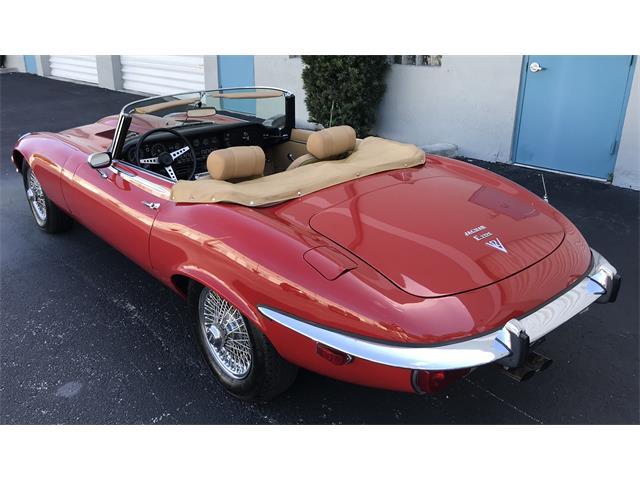 1973 Jaguar XKE (CC-1486980) for sale in Boca Raton, Florida