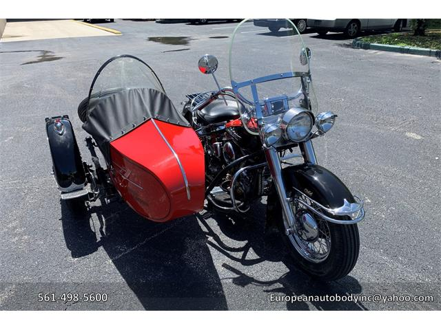 1953 Harley-Davidson Motorcycle (CC-1486983) for sale in Boca Raton, Florida