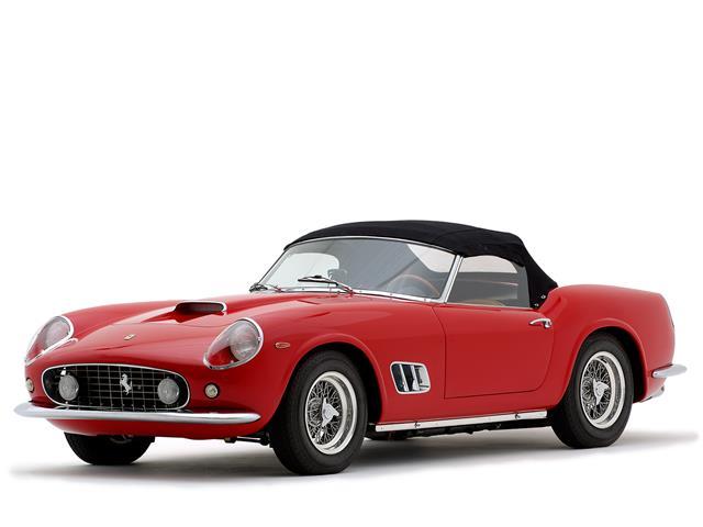 1962 Ferrari 250 GT California Spyder SWB (CC-1486992) for sale in Boca Raton, Florida