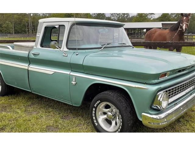 1963 Chevrolet C10 (CC-1486995) for sale in Boca Raton, Florida