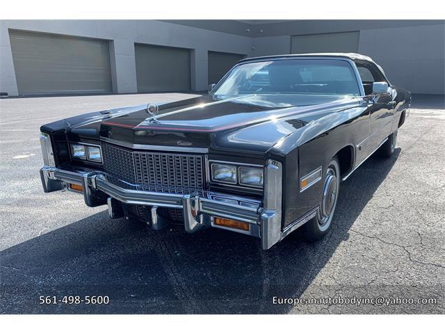 1976 Cadillac Eldorado (CC-1487005) for sale in Boca Raton, Florida