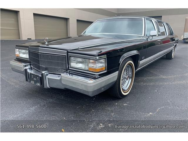 1990 Cadillac Limousine (CC-1487006) for sale in Boca Raton, Florida