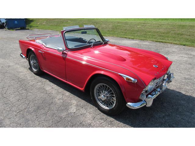 1966 Triumph TR4 (CC-1487020) for sale in Washington, Missouri