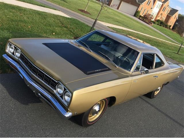 1968 Plymouth Road Runner (CC-1487035) for sale in Punta Gorda, Florida