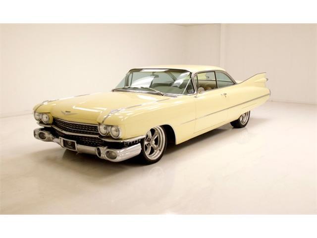 1959 Cadillac Coupe (CC-1487045) for sale in Morgantown, Pennsylvania