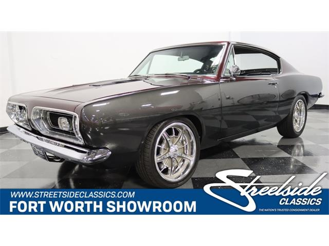 1967 Plymouth Barracuda (CC-1487055) for sale in Ft Worth, Texas