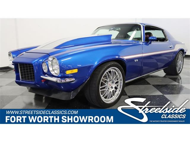 1970 Chevrolet Camaro (CC-1487058) for sale in Ft Worth, Texas
