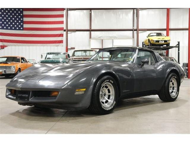 1981 Chevrolet Corvette (CC-1487059) for sale in Kentwood, Michigan