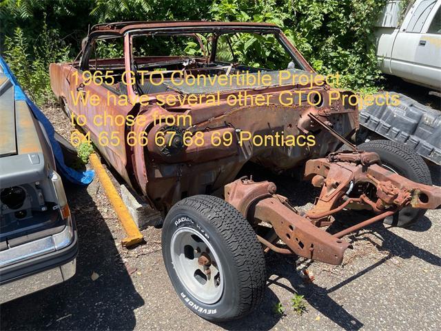 1965 Pontiac GTO (CC-1487063) for sale in Stratford, New Jersey