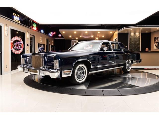 1979 Lincoln Continental (CC-1480709) for sale in Plymouth, Michigan