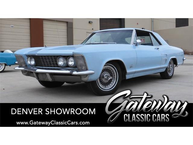 1964 Buick Riviera (CC-1487091) for sale in O'Fallon, Illinois