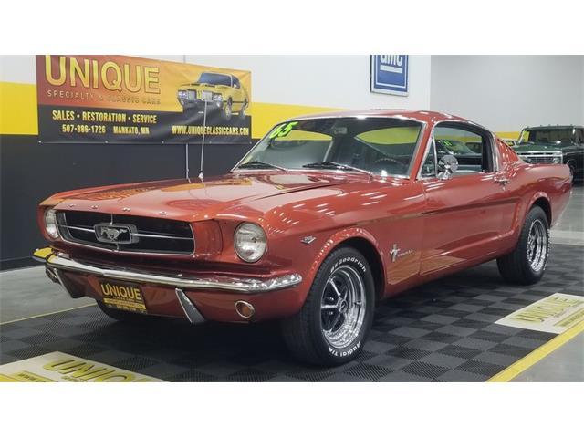 1965 Ford Mustang (CC-1487096) for sale in Mankato, Minnesota