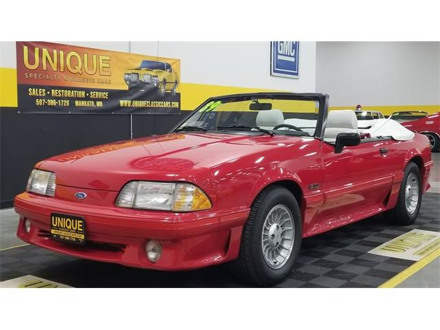 1989 Ford Mustang (CC-1487097) for sale in Mankato, Minnesota