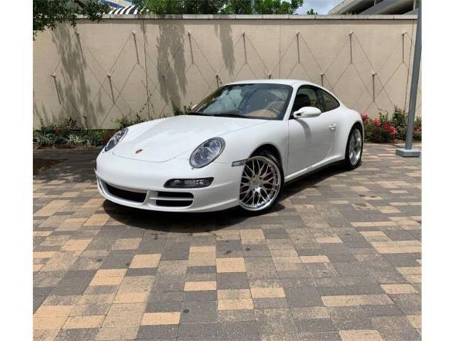2006 Porsche 911 (CC-1487110) for sale in Cadillac, Michigan