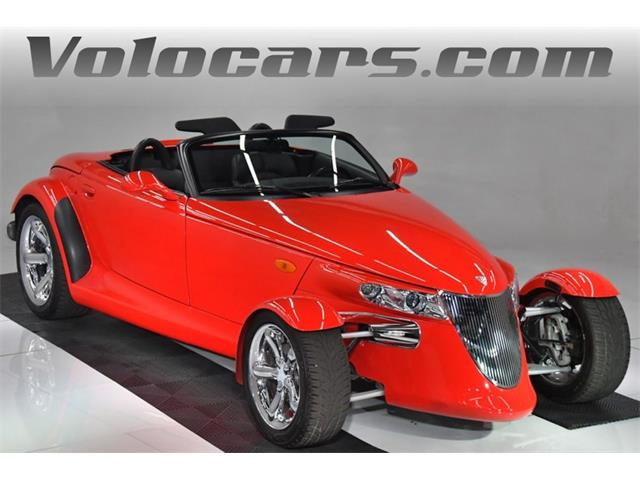 1999 Plymouth Prowler (CC-1487112) for sale in Volo, Illinois