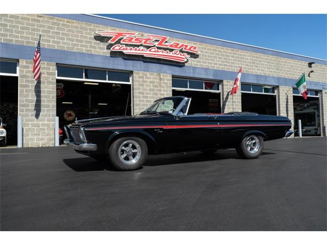 1963 Plymouth Fury (CC-1487146) for sale in St. Charles, Missouri