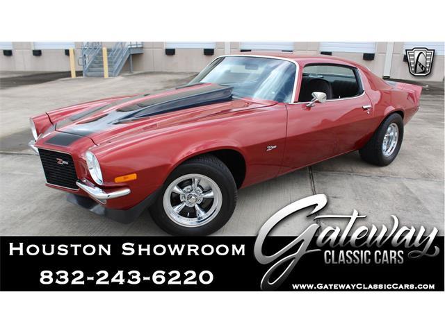 1973 Chevrolet Camaro (CC-1487152) for sale in O'Fallon, Illinois
