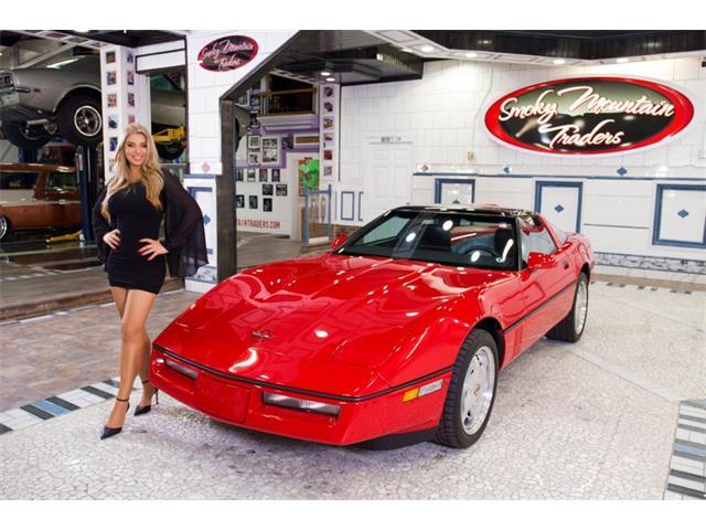 1989 Chevrolet Corvette (CC-1487158) for sale in Lenoir City, Tennessee