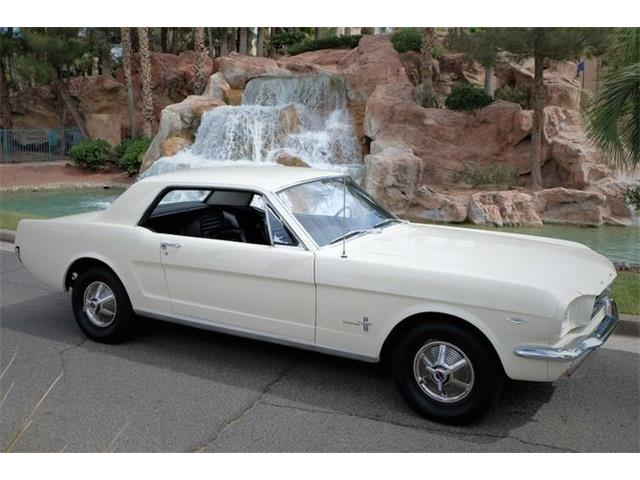 1965 Ford Mustang (CC-1480716) for sale in Cadillac, Michigan