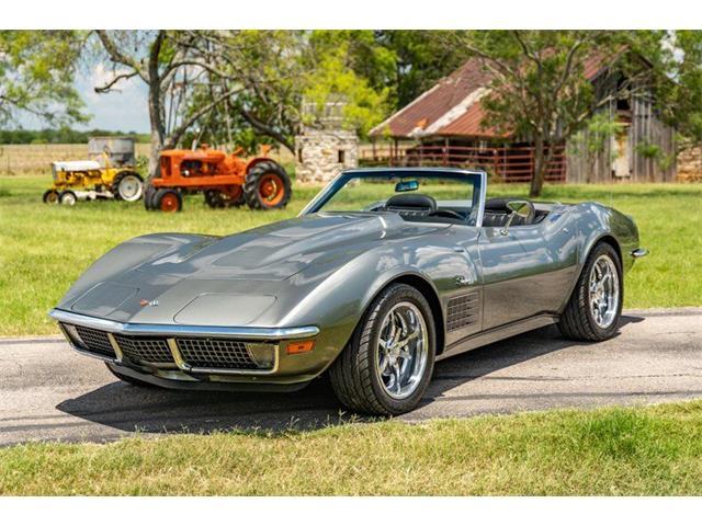 1970 Chevrolet Corvette (CC-1487171) for sale in Fredericksburg, Texas