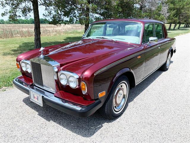 1979 Rolls-Royce Silver Shadow (CC-1487180) for sale in Carey, Illinois