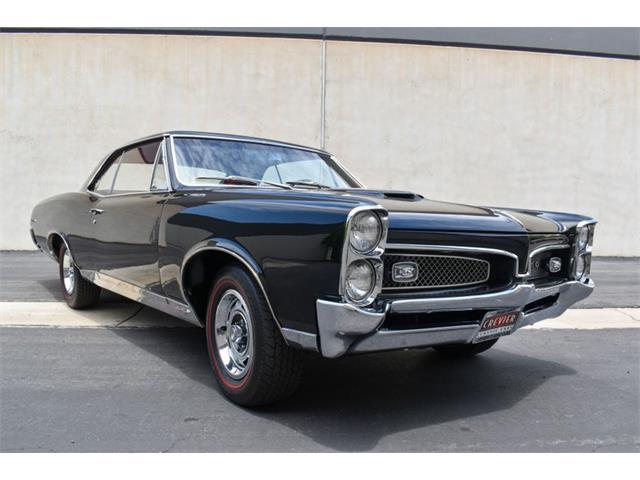 1967 Pontiac GTO (CC-1487192) for sale in Costa Mesa, California