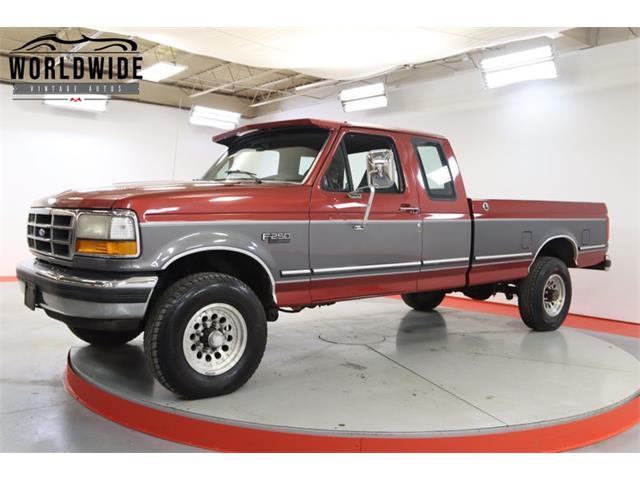 1993 Ford F250 (CC-1480072) for sale in Denver , Colorado
