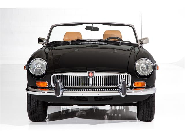 1980 MG MGB (CC-1487200) for sale in Des Moines, Iowa