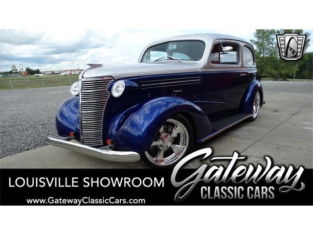 1938 Chevrolet Master (CC-1480721) for sale in O'Fallon, Illinois