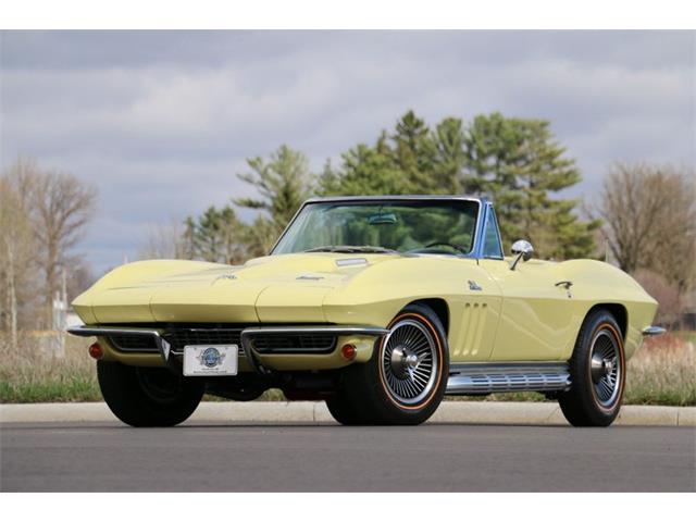 1966 Chevrolet Corvette (CC-1487233) for sale in Stratford, Wisconsin