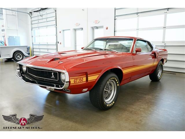 1969 Shelby GT350 (CC-1487245) for sale in Rowley, Massachusetts