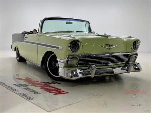 1956 Chevrolet Bel Air (CC-1487266) for sale in Syosset, New York