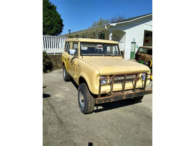 1968 International Scout (CC-1480727) for sale in Cadillac, Michigan