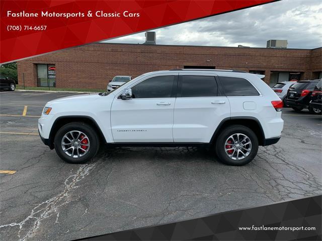 2014 Jeep Grand Cherokee (CC-1487273) for sale in Addison, Illinois