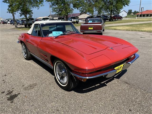 1964 Chevrolet Corvette (CC-1487293) for sale in Webster, South Dakota