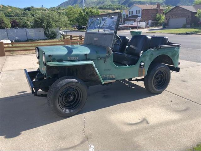 1947 Jeep Willys (CC-1480730) for sale in Cadillac, Michigan