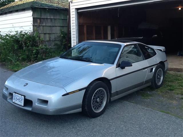 1987 Pontiac Fiero (CC-1487346) for sale in Burnaby, British Columbia