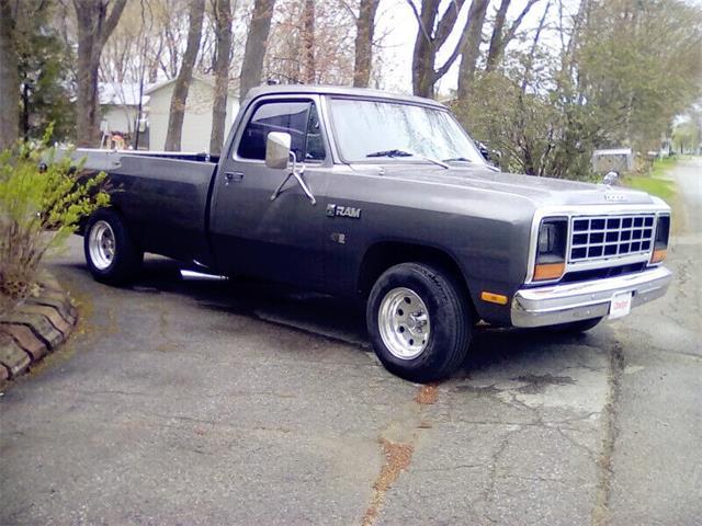 1983 Dodge Ram 1500 (CC-1487349) for sale in Ste-Ursule, Quebec