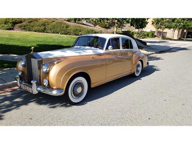 1961 Rolls-Royce Silver Cloud (CC-1487359) for sale in Lake elsinore, California