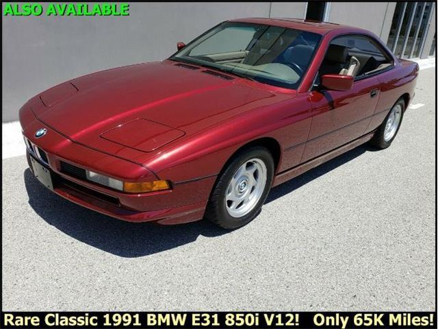 1991 BMW 850 (CC-1480738) for sale in Cadillac, Michigan