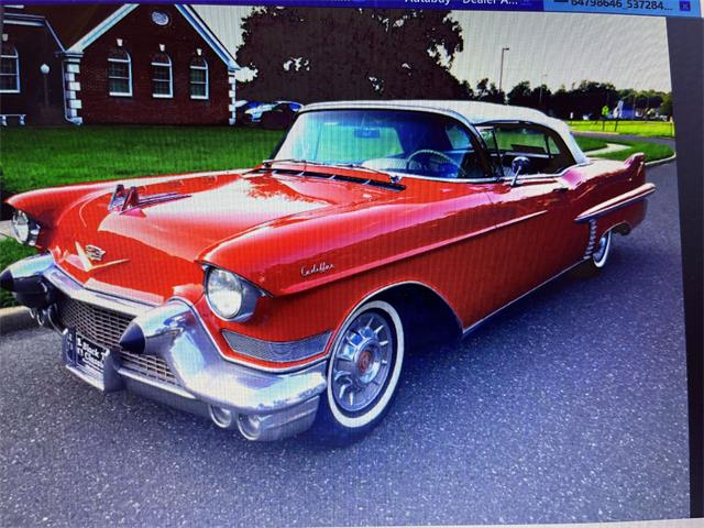 1957 Cadillac DeVille (CC-1487405) for sale in Stratford, New Jersey