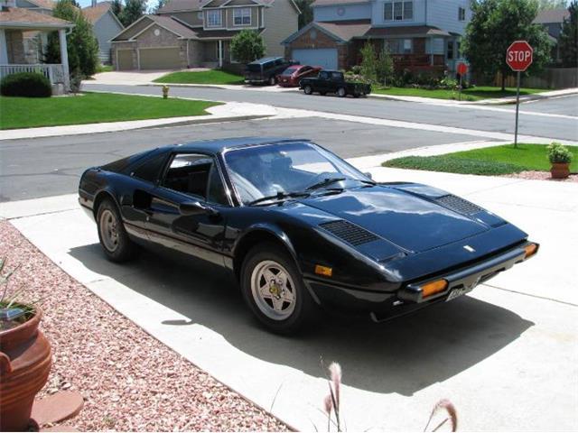 1978 Ferrari 308 (CC-1480741) for sale in Cadillac, Michigan