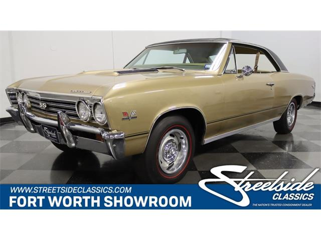 1967 Chevrolet Chevelle (CC-1487411) for sale in Ft Worth, Texas
