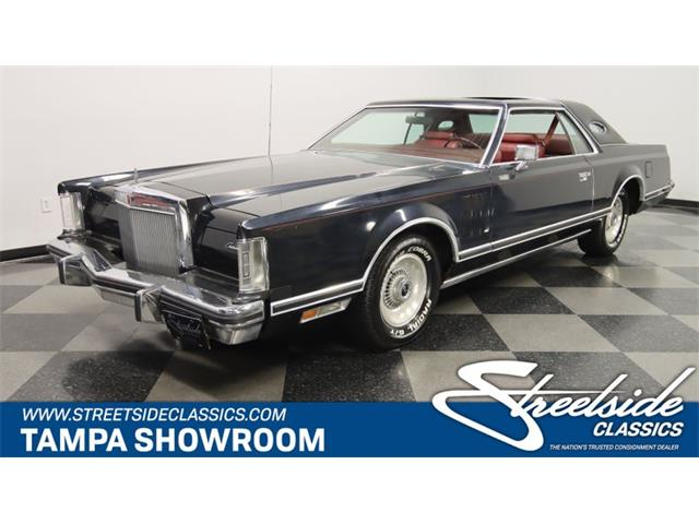1978 Lincoln Continental (CC-1487418) for sale in Lutz, Florida