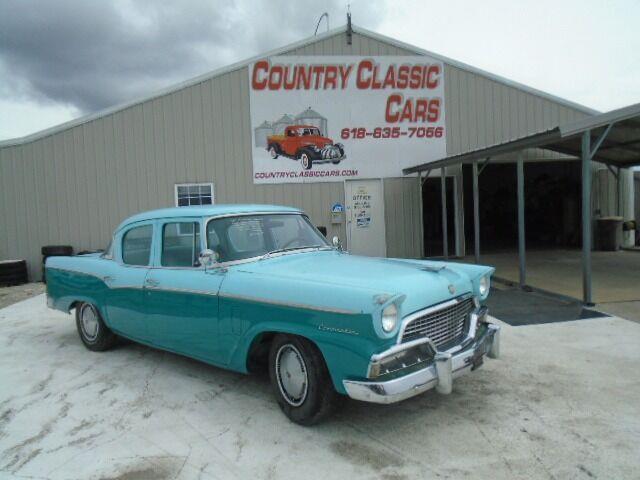 1956 Studebaker Commander (CC-1487440) for sale in Staunton, Illinois