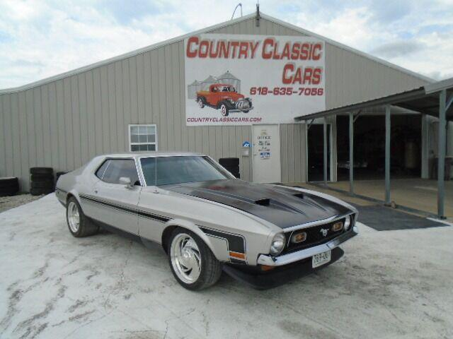 1971 Ford Mustang (CC-1487445) for sale in Staunton, Illinois