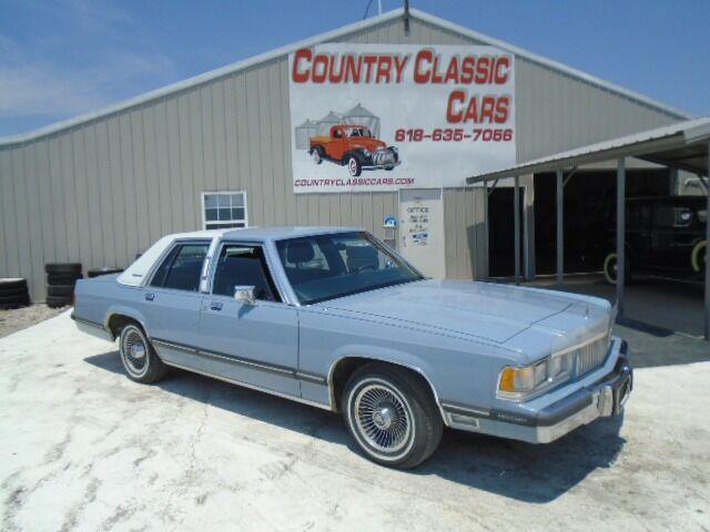 1988 Mercury Grand Marquis (CC-1487451) for sale in Staunton, Illinois