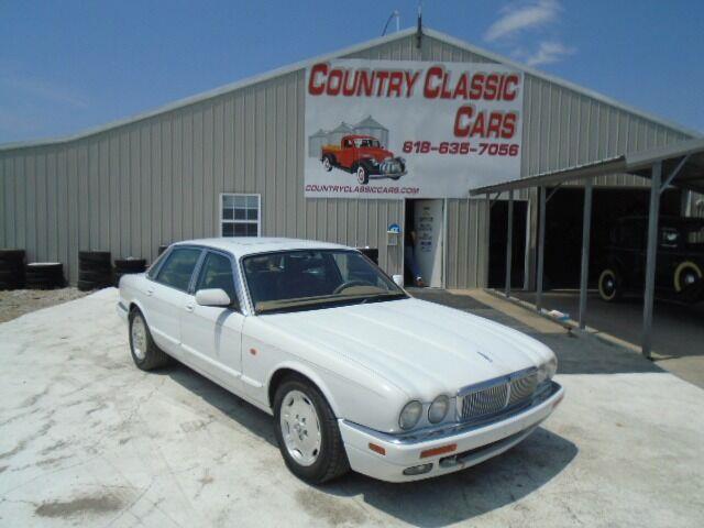 1996 Jaguar XJ6 (CC-1487452) for sale in Staunton, Illinois