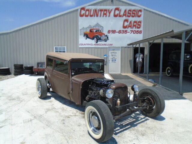 1930 Ford Crown Victoria (CC-1487454) for sale in Staunton, Illinois