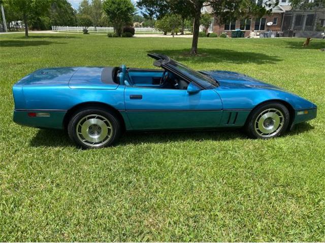 1987 Chevrolet Corvette (CC-1480746) for sale in Cadillac, Michigan